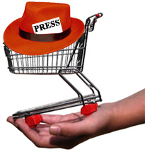 Press - in the trolley